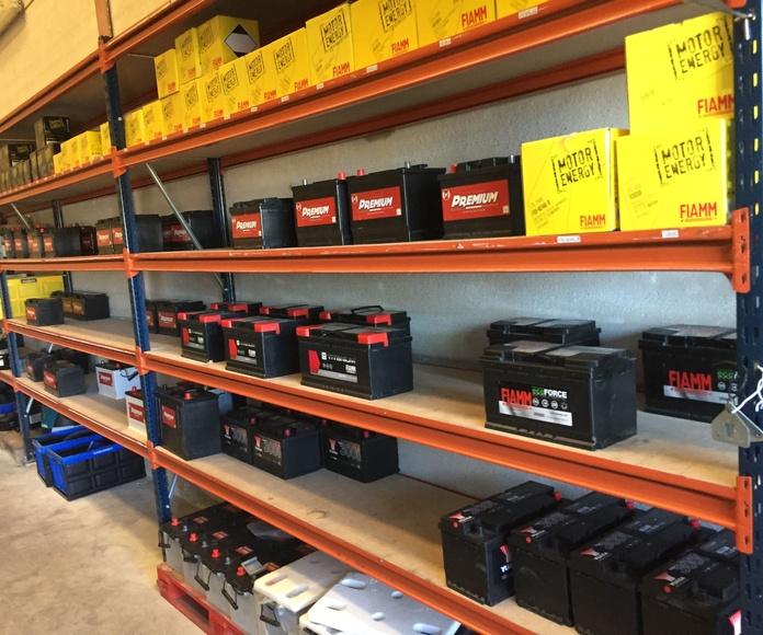Venta de cargadores de baterías: Servicios de Tu Batería