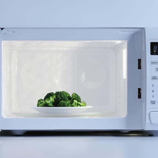 ¿Por qué introducir metal puede averiar tu microondas?