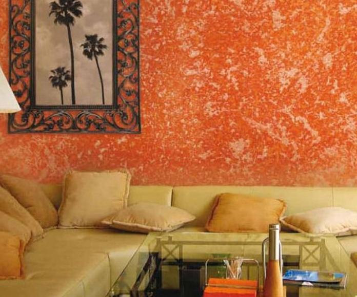 Arte OSAKA alta decoración en tienda de pinturas en ciudad lineal