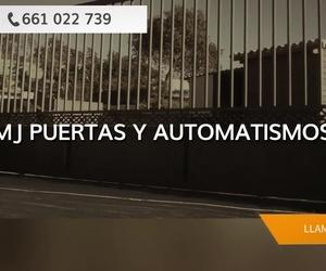 Puertas automaticas en Bailen |MJ Puertas y Automatismos