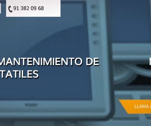 Reparación de ordenadores a domicilio en Hortaleza, Madrid