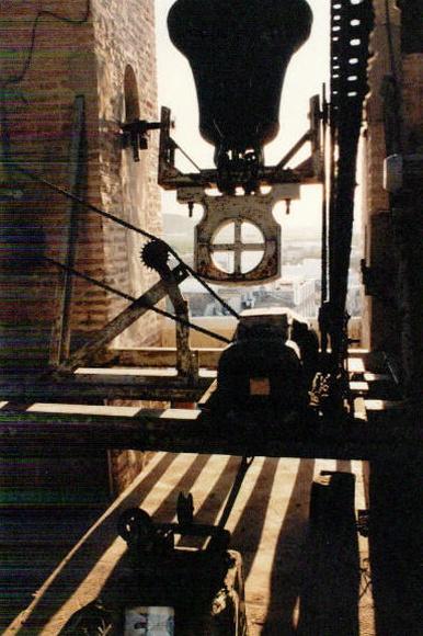 L'Alquería de la Comtessa - Antes de la restauración de 2001 Técnica y Artesanía, S. L.