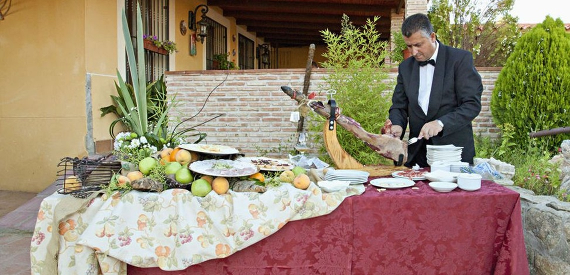 Fincas para bodas en Villaviciosa de Odón