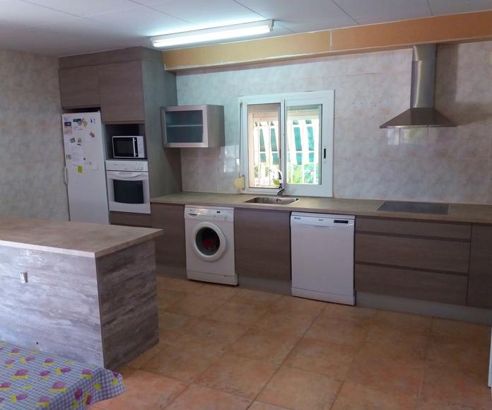 Muebles de cocina: Servicios de Carposal
