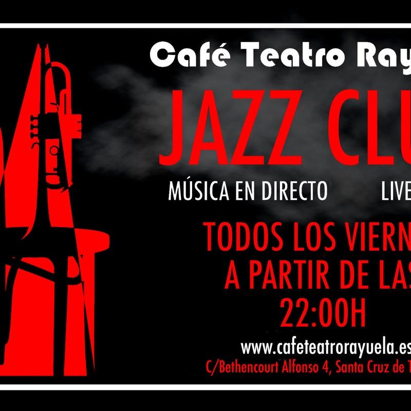 CAFE TEATRO RAYUELA JAZZ CLUB