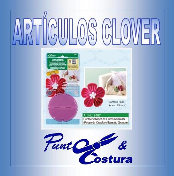 Clover: Catálogo de Punto & Costura