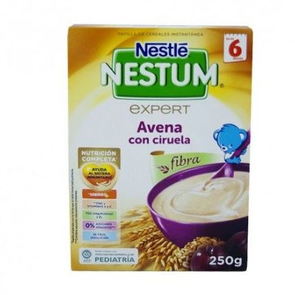 Nestlé Nestum Avena con Ciruelas : Productos de Parafarmacia Centro