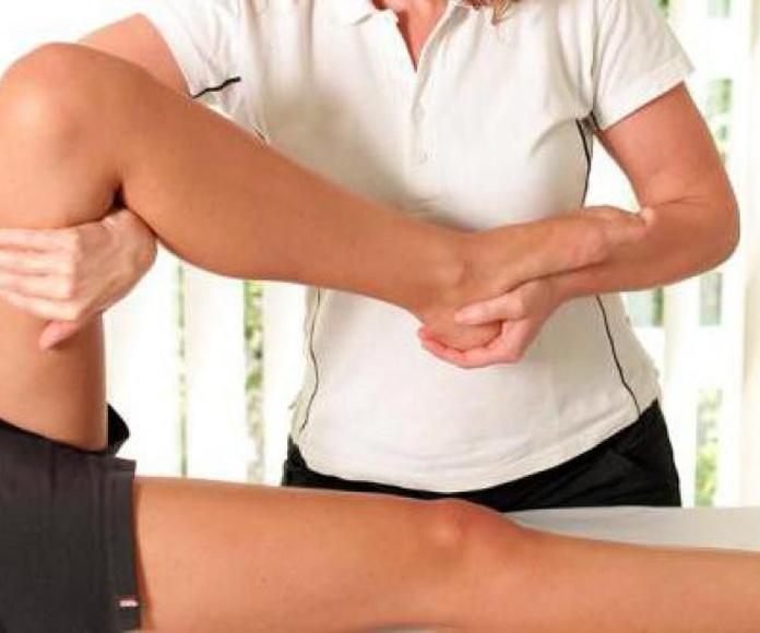 Masaje deportivo: Servicios de Shambhala Salud y Bienestar