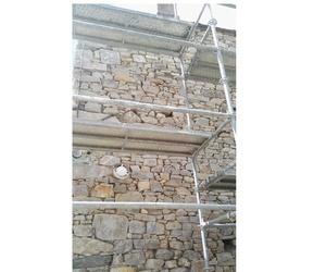 Estructuras de piedra en Lugo