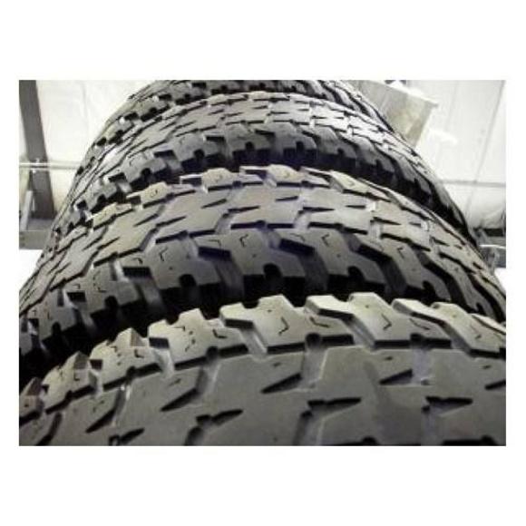Garantía en todos los neumáticos