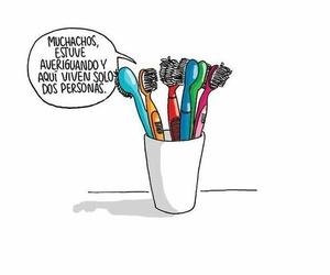 Recuerda que debes cambiar los cepillos con cierta regularidad