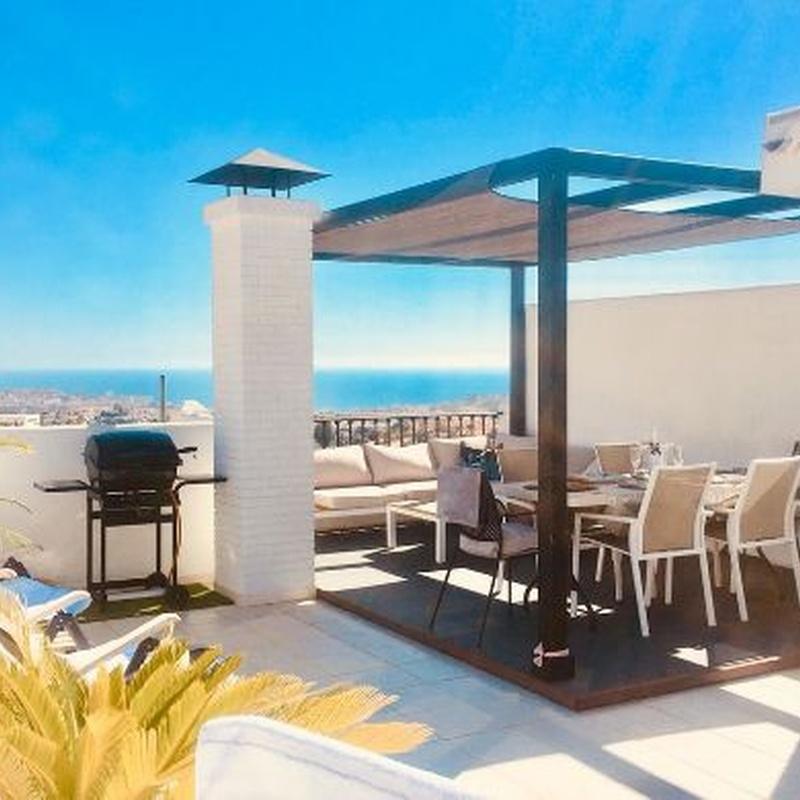 Benalmádena – Adosada / Ref.- ID-R3390994: Inmuebles de DreaMarbella Real Estate