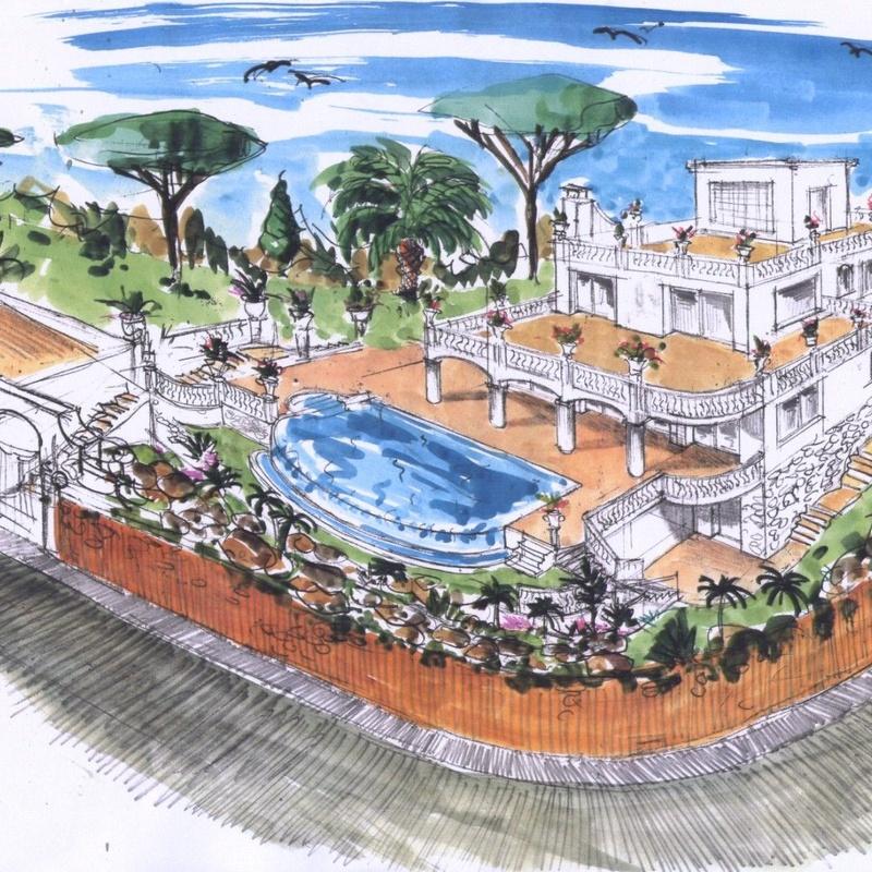 perspectivas casas: Productos y servicios de Jaume Montfort Romagosa