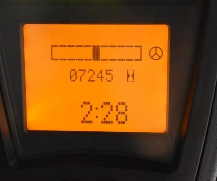 CARRETILLA LINDE E18: CATÁLOGO de HP Elevación