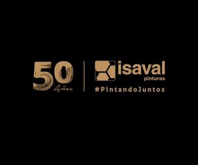 Pinturas Isaval da el pistoletazo de salida al año de celebración de su 50º aniversario