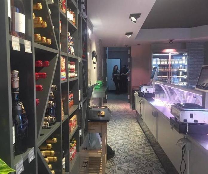 Instalación de balanzas en Portugalete