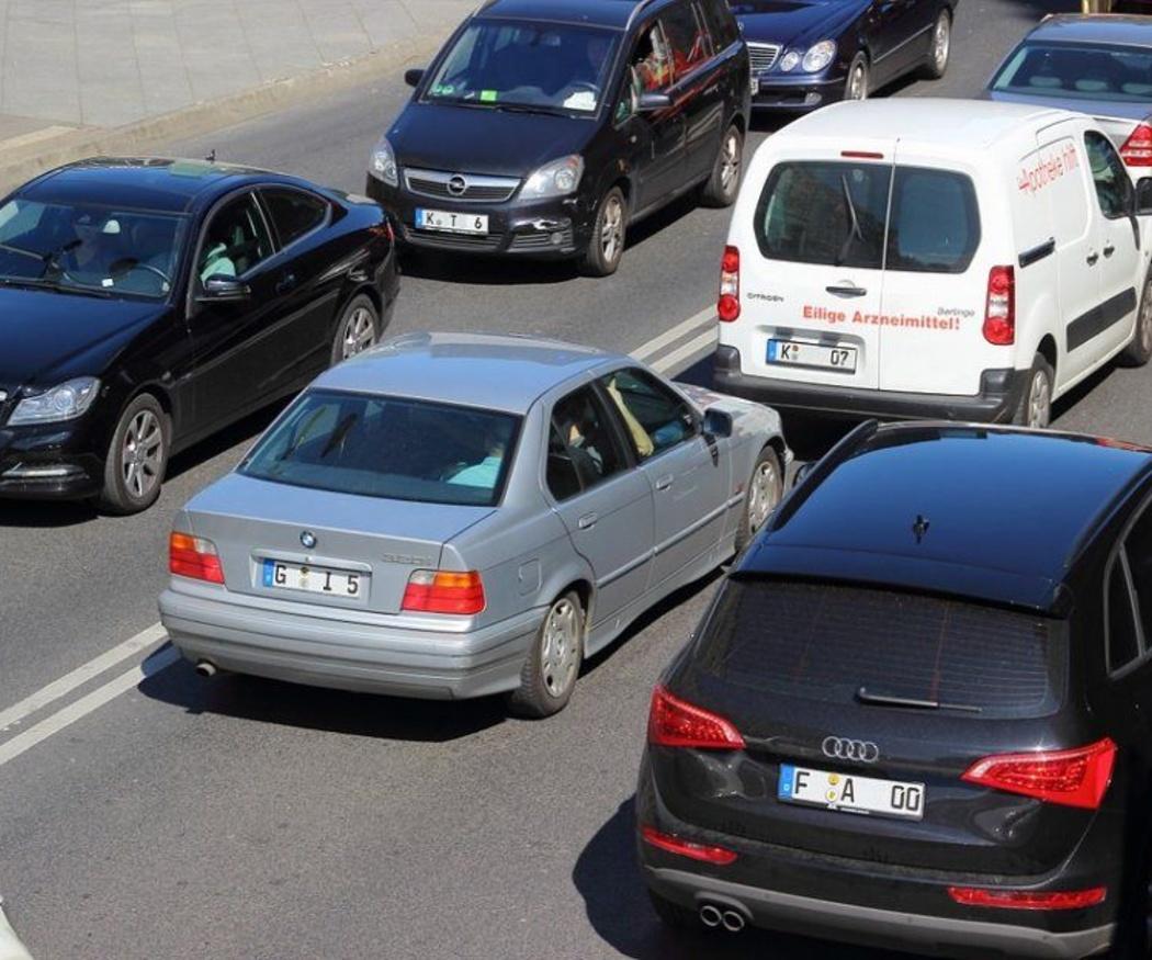 La importancia de la distancia de seguridad