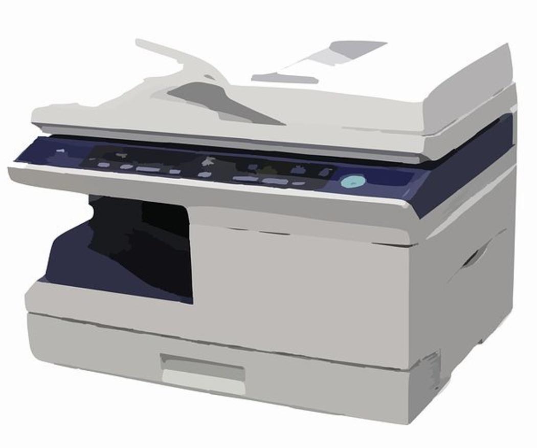La invención de la fotocopiadora