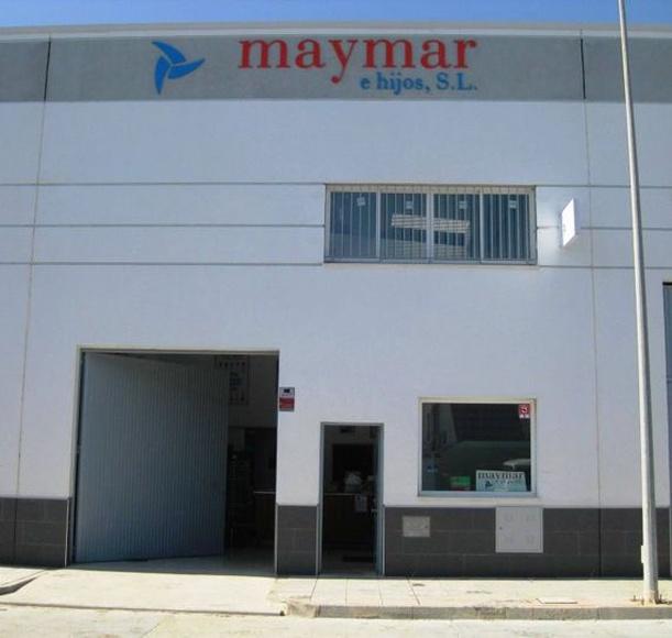 Juntas y collarines: Productos y servicios de Maymar e Hijos, S.L.