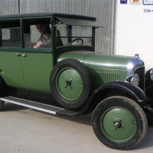 Venta de coche antiguo