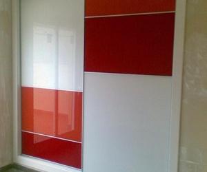 Puertas Asimetricas con combinacion de colores