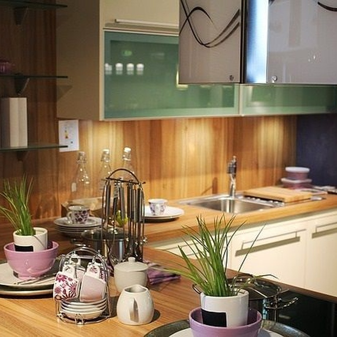 Muebles imprescindibles en una cocina práctica
