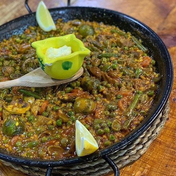 Arroces, sopas y pastas: Carta de Restaurante Casa Ibarra