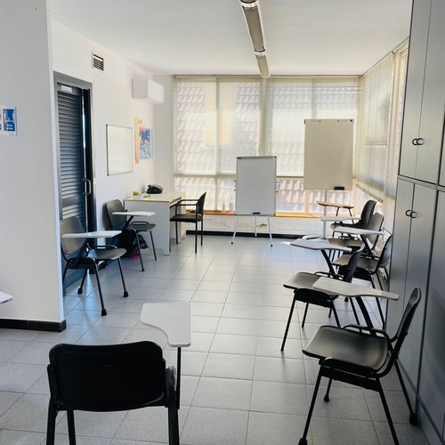 Nuevas aulas