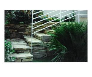 Decoración de patios interiores