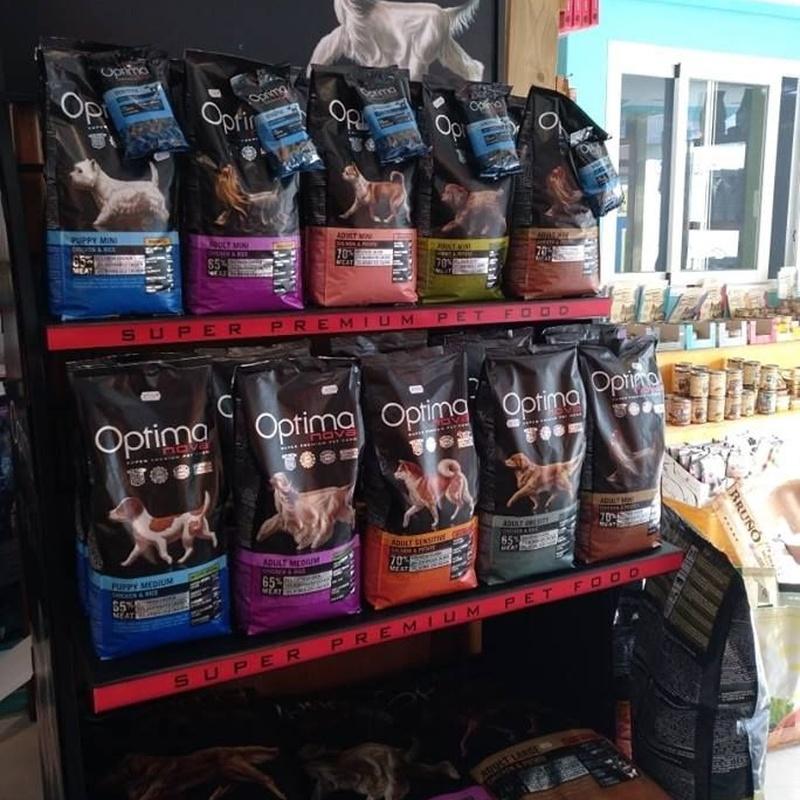 Alimentación: Productos y servicios de Peluquería Canina y Felina Can Pepa