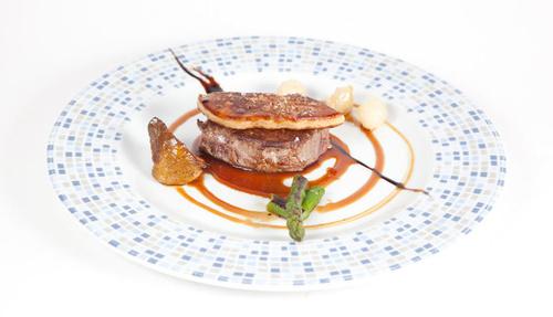 Restaurante El Caserío, productos de primera calidad