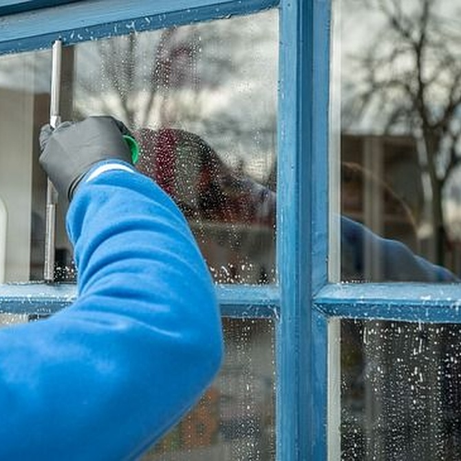 Consejos para el mantenimiento de ventanas