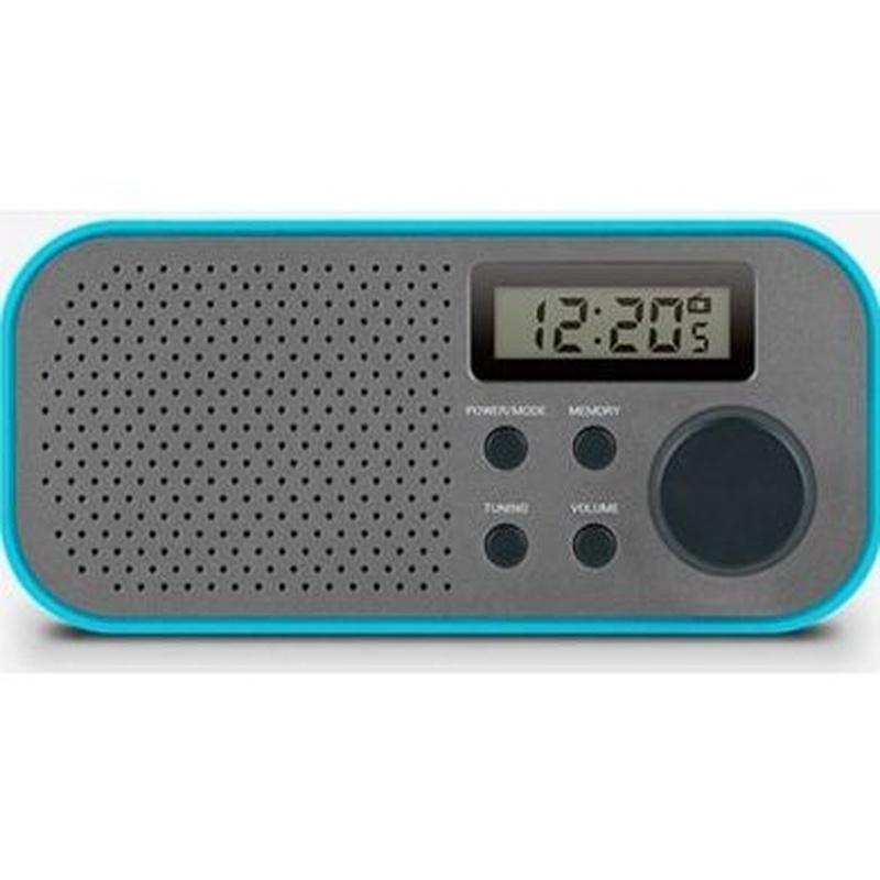 SPC Radio Analógico LCD Frosty AM/FM: Productos y Servicios of Stylepc