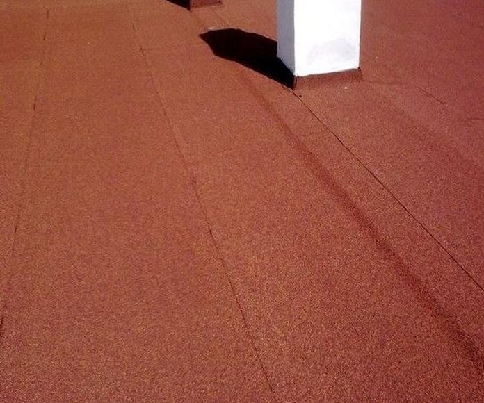 Aislamientos de terrazas: Servicios y Materiales de Imperval