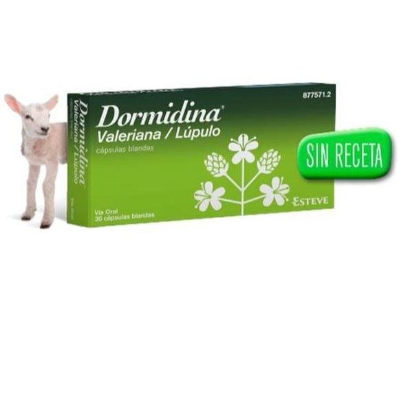 Dormidina : Productos y Promociones de Farmacia Lucía
