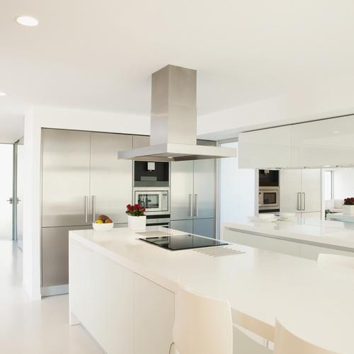 Diseños de cocinas en 3d