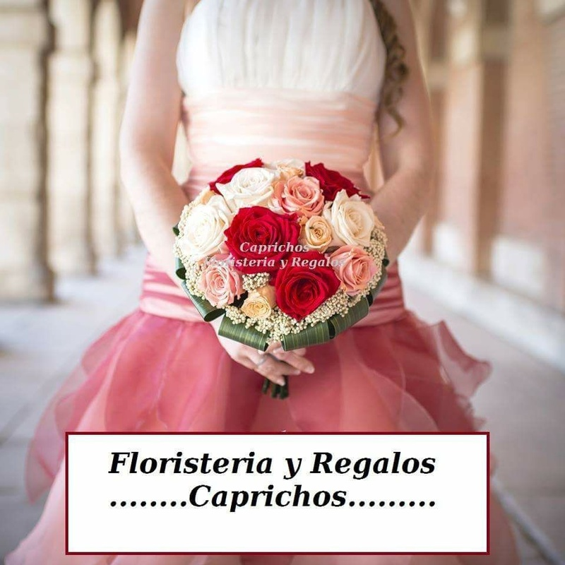 Ramos de novia: TIENDA ONLINE Y CATÁLOGO de Floristería y Regalos Caprichos Parla