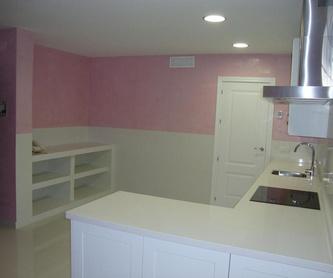 Reforma vivienda calle Santa Ana: Servicios de Kaplan gestión de obras, S.L.