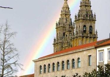 Piso en centro urbano de Santiago de Compostela
