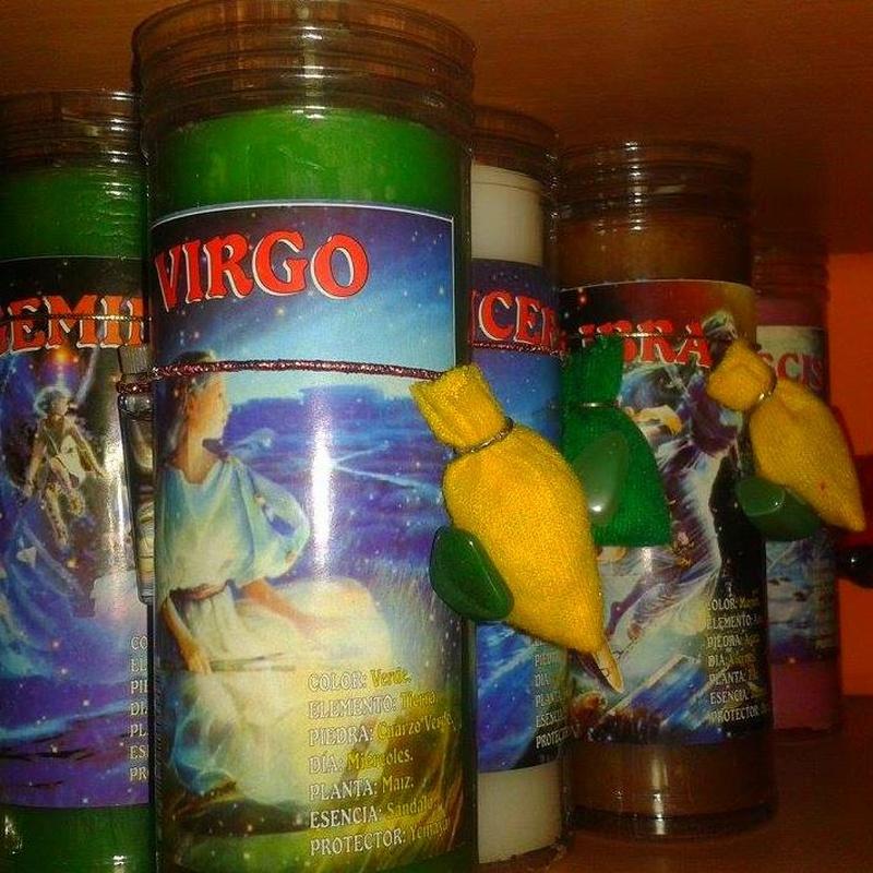 Velones: Cursos y productos de Racó Esoteric Font de mi Salut