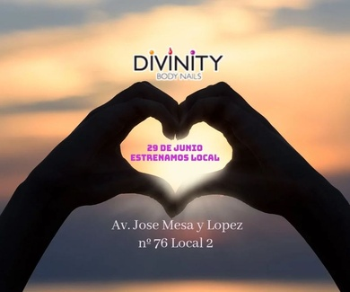 Nuevo local Divinity Body Nails