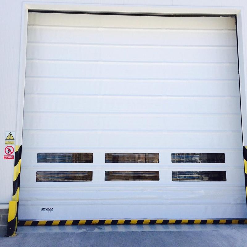 Puertas rápidas apilables de lona: Catálogo de Puertas y Automatismos Emonax