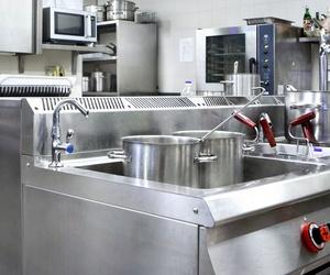 Distribución de maquinaria industrial para hostelería en Tarragona