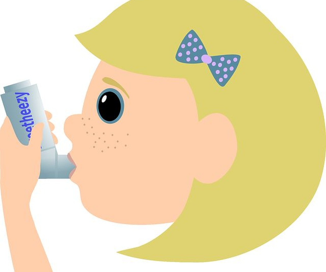 Tratar el asma infantil con fisioterapia