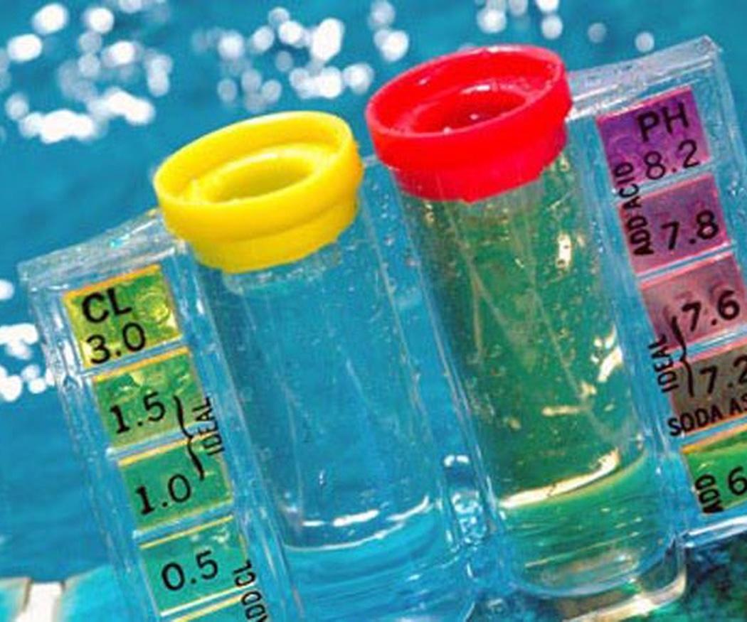 Tratamientos de limpieza de piscinas