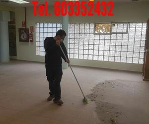 Limpieza comunidades, empresas,.......
