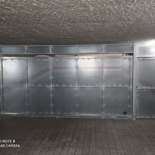 Motores para puertas de garaje en Tenerife