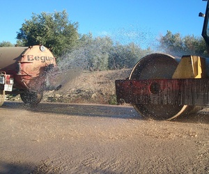 Excavaciones, movimiento de tierras y transporte en Jaén
