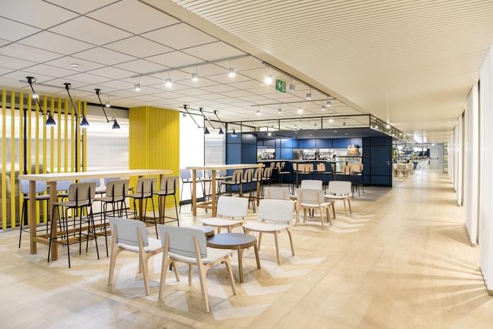 Cafetería Restaurante: Proyectos de Interiorismo Miriam Barrio
