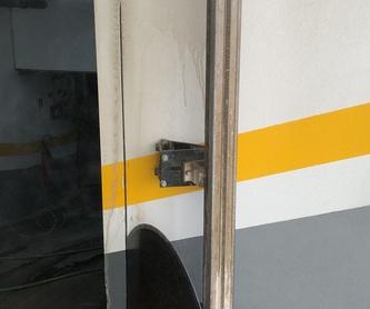 Cortes y perforaciones en horizontal: Servicios de Cortes & Perforaciones RG